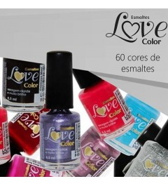 Esmaltes Love Color