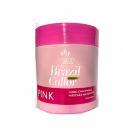 Matizador Pink Amazon Flowers 500g